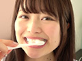 宮沢ちはるチャンの歯磨き&唾飲ませ&乳首舐め手コキのサムネイルエロ画像No.4