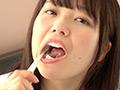 宮沢ちはるチャンの歯磨き&唾飲ませ&乳首舐め手コキのサムネイルエロ画像No.7