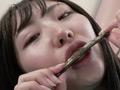 まみチャンの歯口内観察&ししゃも舐め&指フェラ!!!のサムネイルエロ画像No.3