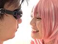 大人気アニメ F●Oのアスト●フォ(宮沢ちはる)のベロキス&顔舐め&唾垂らし&鼻フェラプレイ!...thumbnai1