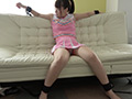 大人気女優あべみかこチャンのチアガール拘束くすぐり!のサムネイルエロ画像No.1