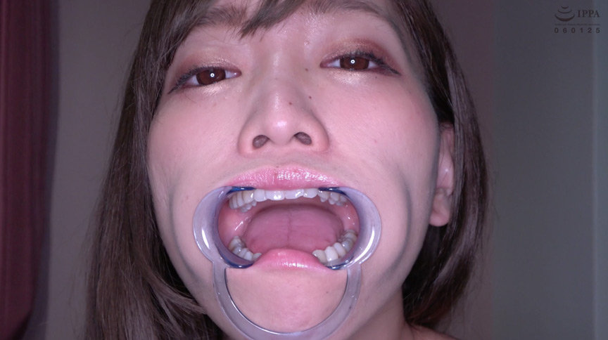 星あめりチャンの歯観察&電マオナニー!!! 画像 11