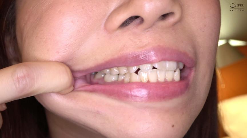 真白わかなチャンの激レアな歯・口内・のどちんこ観察! 画像 18