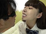 超濃厚な舌ベロ顔舐め唾垂らしプレイ! 楠美める