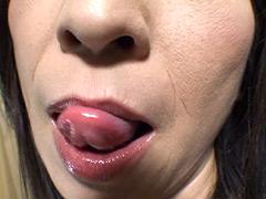 熟女のエロい唇と卑猥なベロ 2時間36人収録