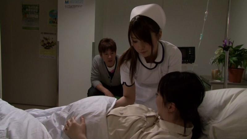 夜勤中に居眠りしている看護婦を夜這いしちゃった俺2