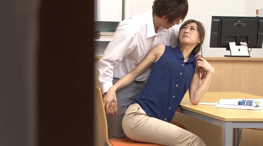 進学塾の美人講師の腋に発情しちゃった俺
