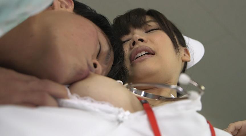 夜勤中に居眠りしている看護師を夜這いしちゃった俺3