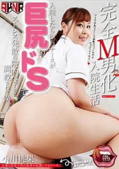 【小川桃果動画】完全M男化入院生活-小川桃果-M男