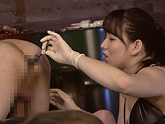 SNSで誘い出した男を監禁・調教している妻 三島奈津子