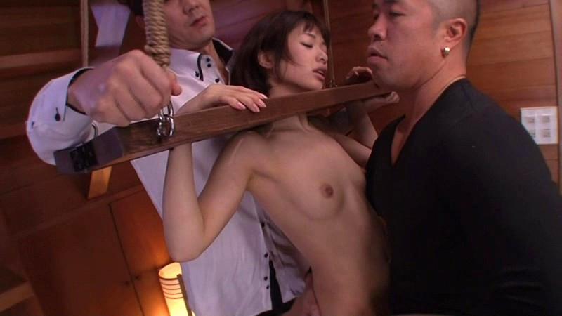 ハンニバルロック 緊縛女体拘束アクメ 川上奈々美