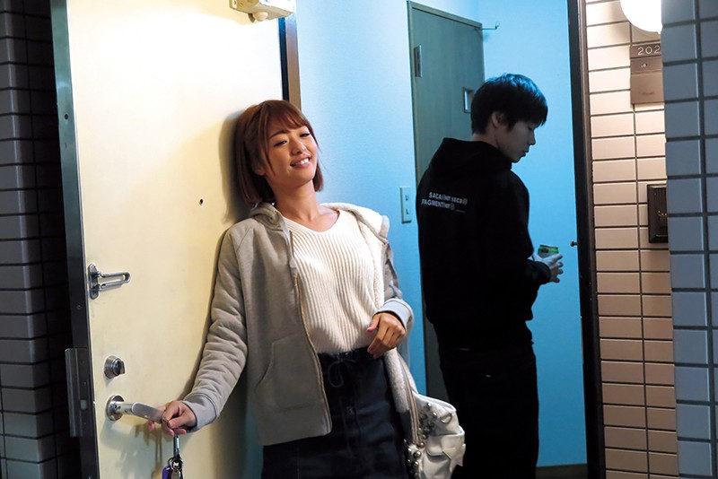 彼女の友達とハメまくった記録 川上奈々美