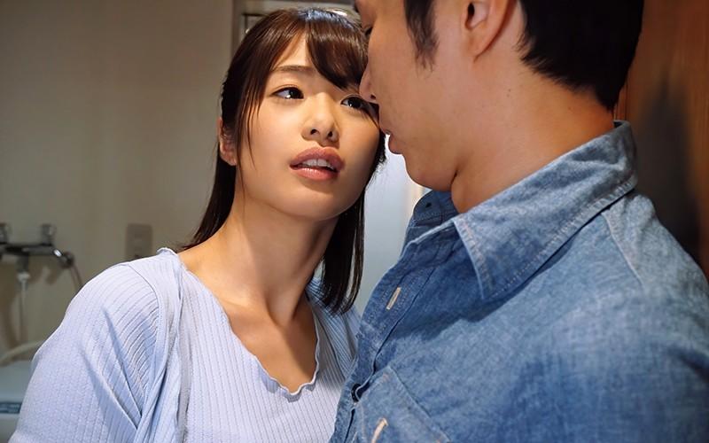 ハメシロを見せつけてくる義理のお姉さん 川上奈々美