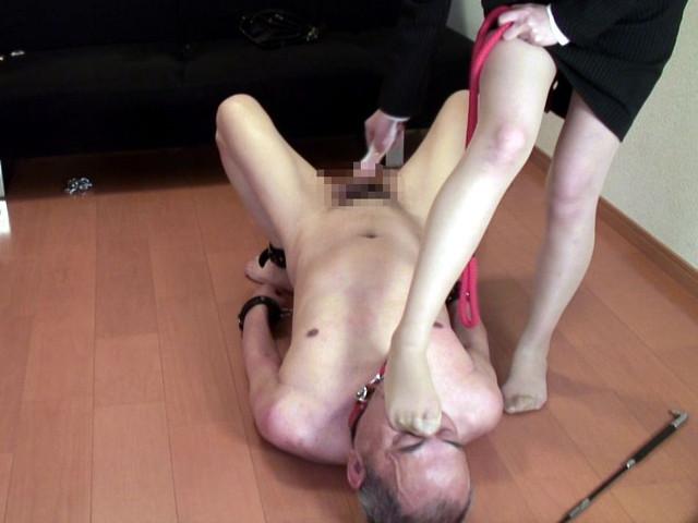 M男チ○ポを発情させる就活女子のムレムレ生足生尻圧迫責め の画像7