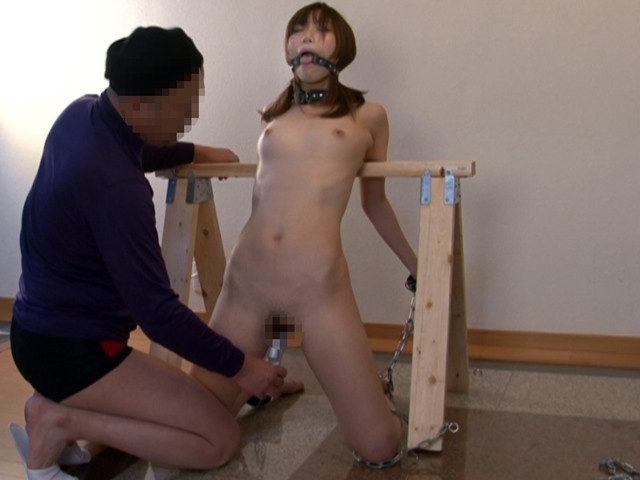 男性用肉体玩具に躾けられる女子大生★稲川なつめ