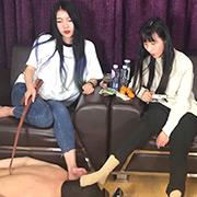 小剛流浪記第12集 二人女の大学生に引き取られた