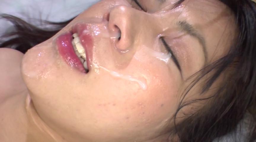 生ハメ輪姦 パイパンお姉さんぶっかけ顔でアナルほられて二穴中出し本番 18枚目