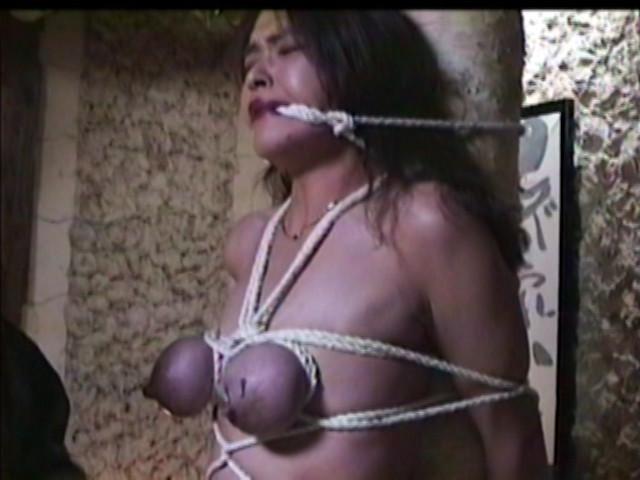 人妻奴隷 阿鼻叫喚・鉄塔逆さ吊りの刑 画像 2