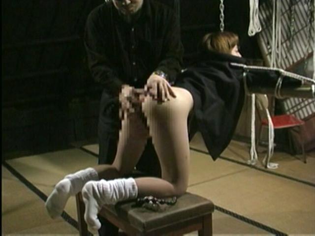 緊縛奴隷女子校生 異常教師の性体罰 画像 2