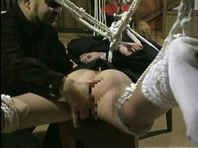 緊縛奴隷女子校生 異常教師の性体罰 画像 6