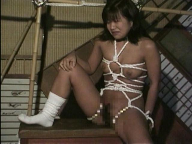 緊縛奴隷女子校生 鬼畜教師の調教卒業式 画像 8