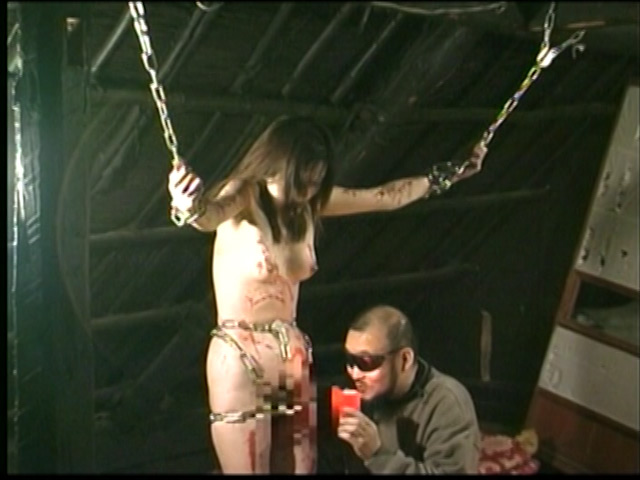 人妻密室監禁 宙吊り鞭責め・失神電流地獄 画像 19