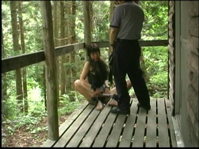 刺青奴隷妻 女体蝋染め鞭打ち針貫通 画像 5
