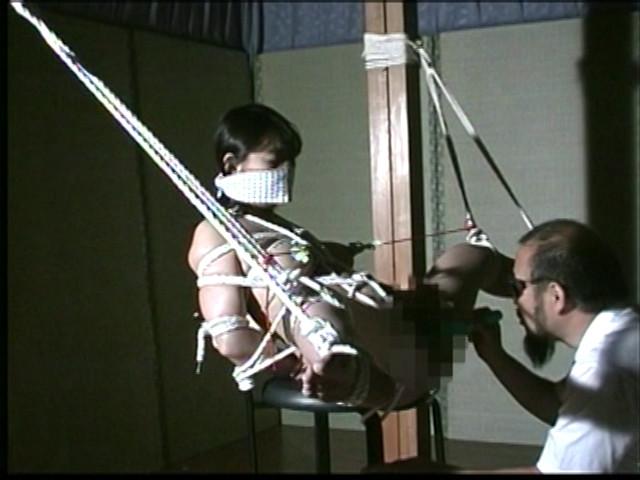 人妻誘拐飼育 雌奴隷調教 画像 3