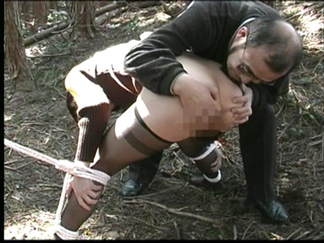 人妻誘拐飼育 雌奴隷調教 画像 20