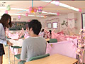 JK文化祭模擬店 ちら見せオナサポ喫茶3