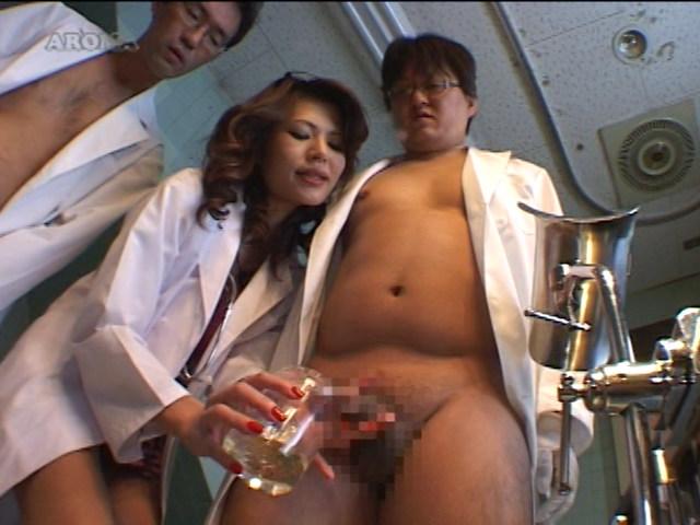 飲精飲尿変態女医 姫宮ラム 画像 6