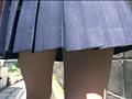 女子校生の生綿パンティの脇からチ○ポ差し込んで発射2