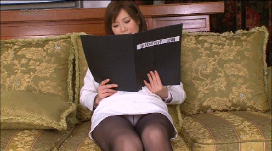 黒パンスト×タイトスカート エロチシズム3 画像 1