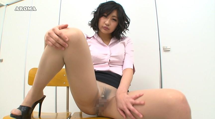 妄想 ノーパン × パンティーストッキング 画像 14