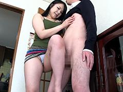 膝上25cmのタイトミニ、気持ちよすぎる腿コキ4