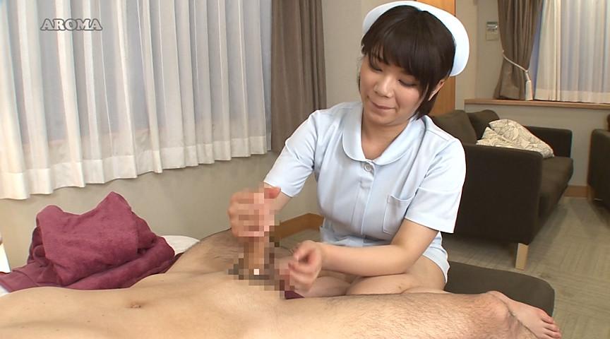 患者のアナルを剃毛して嘗め回すナースのお仕事