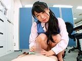 オフィスにパンチラパンコキ娘!! 【DUGA】