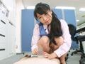 オフィスにパンチラパンコキ娘!!-1