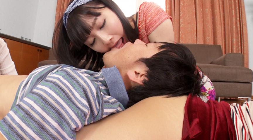 キスされながらフェラチオされ続ける夢の4Pプレイのサンプル画像7