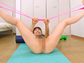 エッチなお姉さんのパンチラ&全裸トレーニング-3