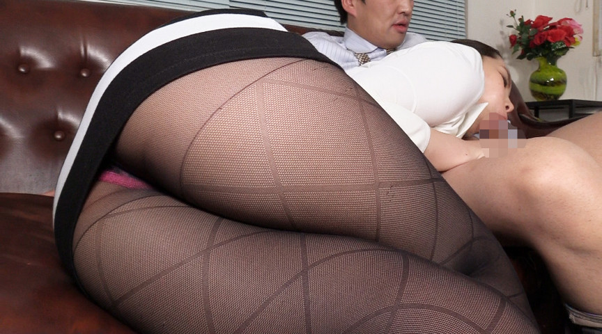 就業規則は黒ストッキング着用のフェラチオ商事株式会社