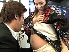 細腕妊婦繁盛記 27歳(妊娠10ケ月)臨月 若松静香
