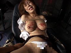 炸裂M連続オルガズム 猥褻巨乳美女マゾ