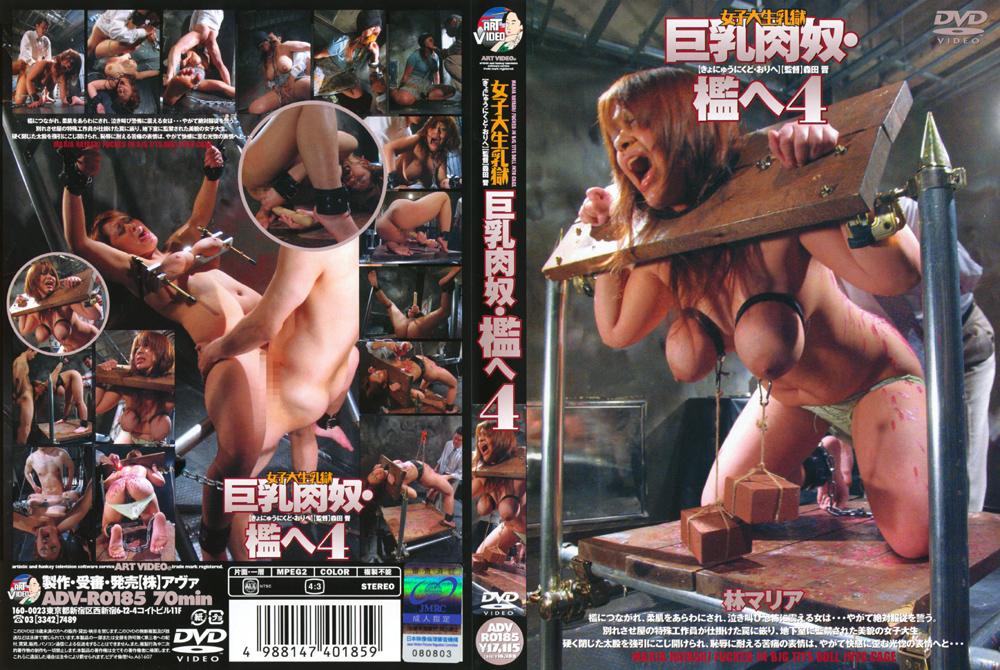 【エロ動画】巨乳肉奴・檻へ4のアイキャッチ画像