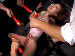 緊縛:恥縛の肉宴4 三浦優月
