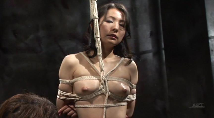 真咲乱 緊縛 真咲乱 (1) : 縛られた女性有名人たち