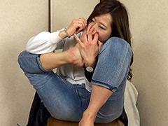 足裏:【足のにおい】 コールセンター・2日ばき小酸っぱ