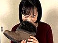 [ashikusa-0019] 【足のにおい】  主婦・学校の下駄箱