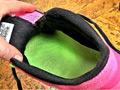 N-21 【足のにおい】 インストラクター・黄土色靴下 無料画像2