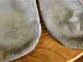 N-21 【足のにおい】 インストラクター・黄土色靴下 無料画像4